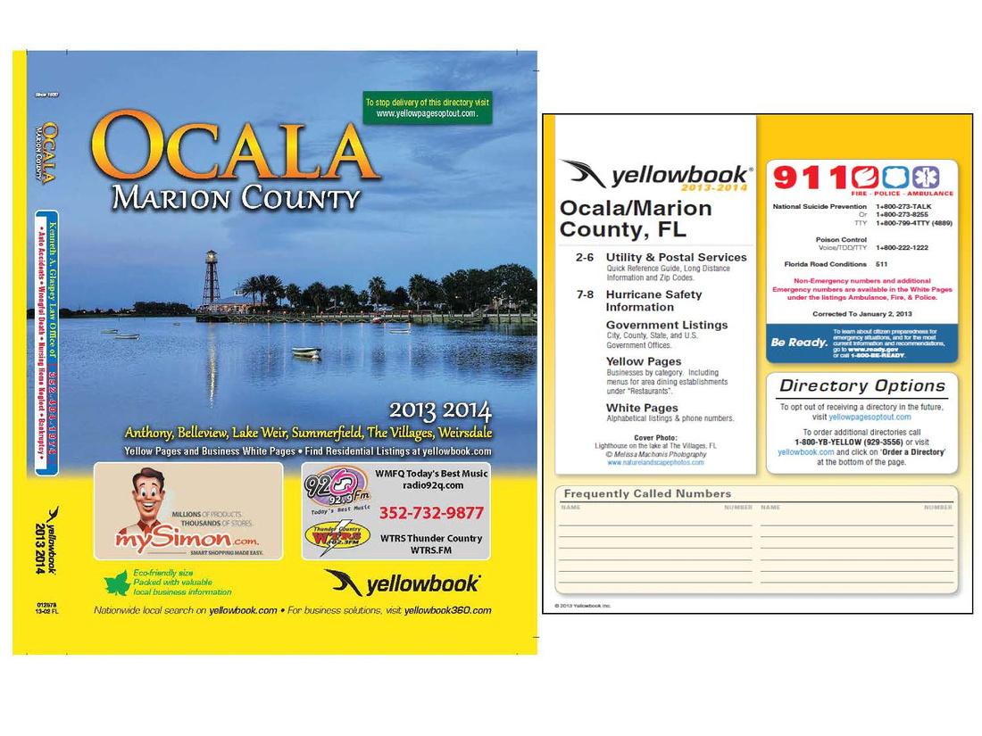 Yellowbook Ocala, FL, Melissa Machonis Photography