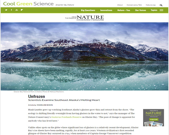 Nature.org Article
