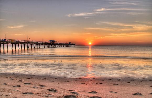 V Beach Florida